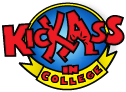 kick ass in college icon